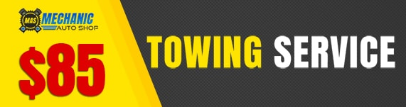 $85 TOWING SERVICE